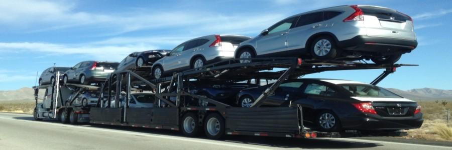 STANDARD CAR SHIPPING